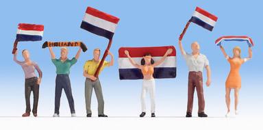 Noch 15978 - Dutch Fans