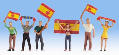 Noch 15984 - Spanish Fans