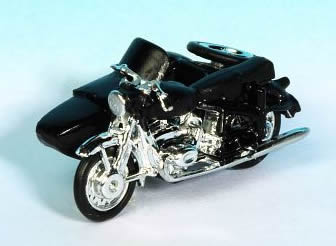 Noch 16402 - BMW R60 with sidecar