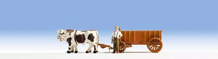 Noch 16704 - Horse Cart