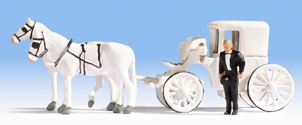 Noch 16706 - Wedding Carriage