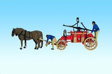 Noch 16712 - Fire Carriage