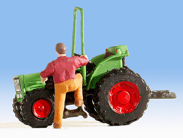 Noch 16754 - Narrow-gauge tractor
