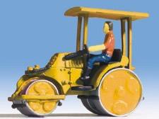 Noch 16767 - Zettelmeyer Road Roller, yellow