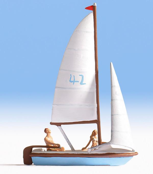 Noch 16824 - Sailing Boat