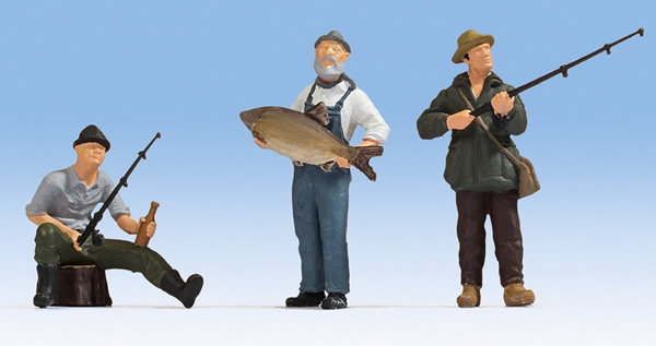 Noch 17870 - Fishermen