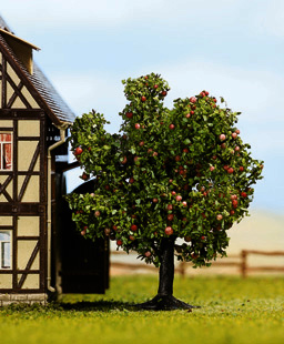 Noch 21560 - Apple Tree with Fruits