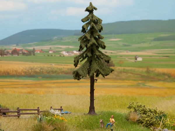 Noch 21924 - High Trunk Spruce Tree