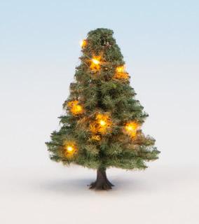 Noch 22111 - Illuminated Christmas Tree
