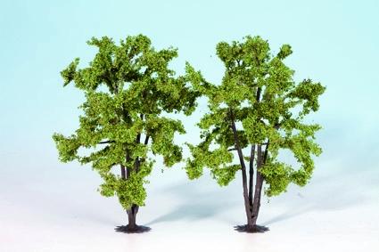 Noch 23200 - Tree Kit Acacias 2 trees, leaves, wool