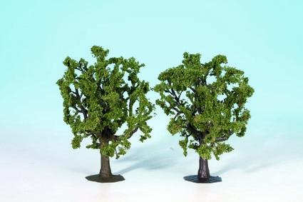 Noch 23210 - Tree Kit Oak Trees 2 trees, leaves, wool