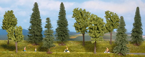 Noch 24220 - Mixed Forest, 10 trees, 10 - 14 cm high