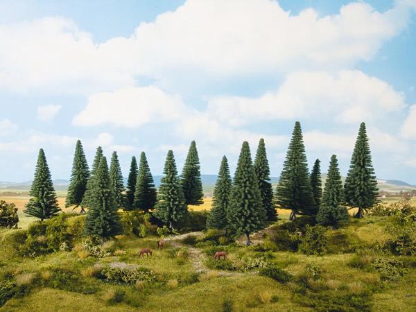 Noch 24641 - Fir Trees