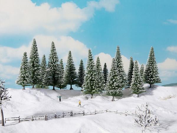 Noch 24683 - Snowy Fir Trees