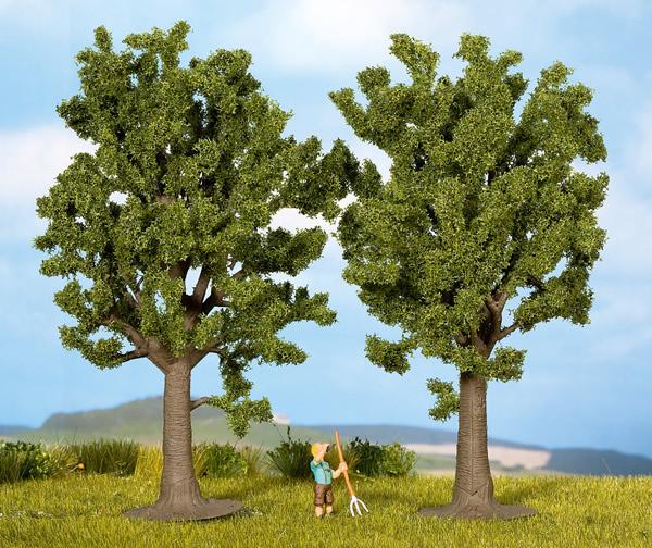 Noch 25170 - Beech Trees, 2 pcs., 13 cm high