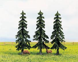 Noch 25200 - Spruce Trees
