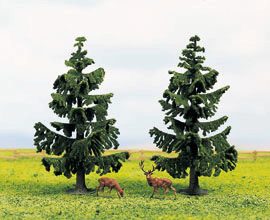 Noch 25210 - Nordic Fir Trees