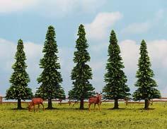 Noch 25240 - Model Pine Trees