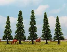 Noch 25440 - Model Spruce Trees