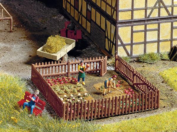 Noch 33070 - Garden Fence