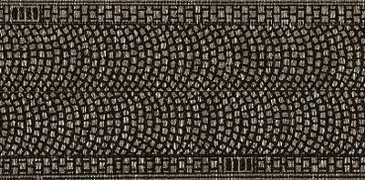 Noch 34070 - Cobblestone, 100 x 3 cm