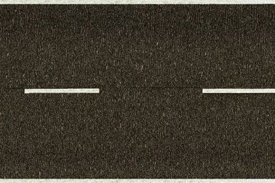 Noch 34090 - Highway, grey, 100 x 4,8 cm