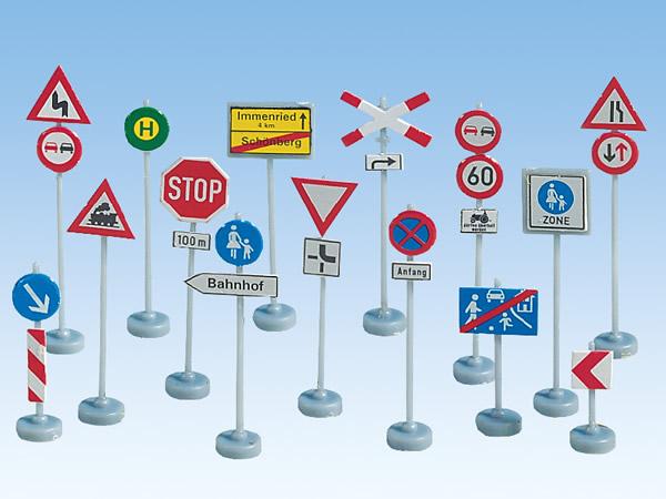 Noch 34121 - Traffic Signs