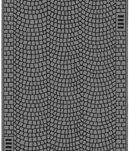 Noch 34222 - Cobbled Pavement, 100 x 4 cm