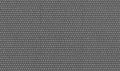 Noch 34224 - Cobblestones Place, 2 pcs., each 17 x 10,5 cm