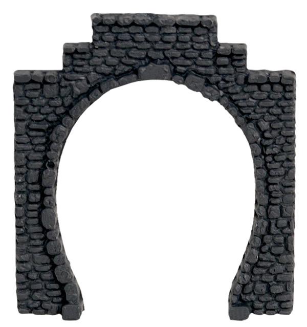 Noch 34400 - Tunnel Portal, Plastic, Single Track, 2 pcs.