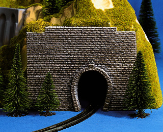 Noch 34790 - Scale Replacement Portal, Single Track