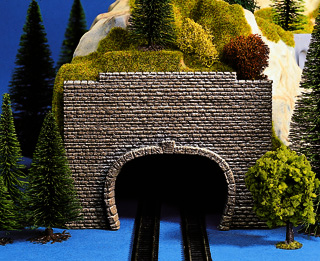 Noch 34800 - Scale Replacement Portal, Double Track
