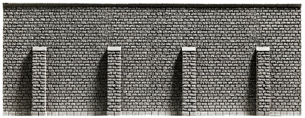Noch 34857 - Retaining Wall, extra large, 39.6 x 7.4 cm