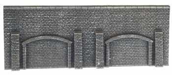 Noch 34858 - Arcade Wall, 19.8 x 7.4 cm