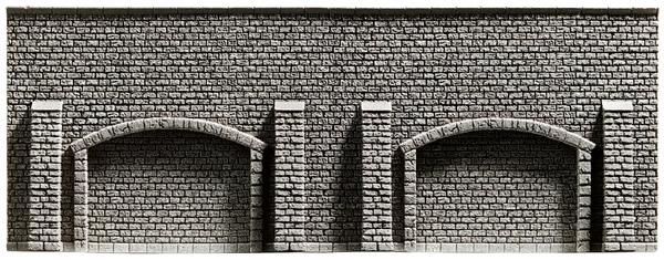 Noch 34859 - Arcade Wall, extra large, 39.6 x 7.4 cm