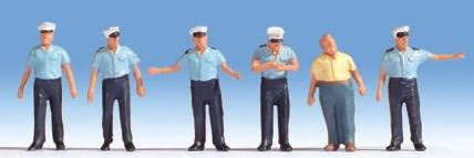 Noch 36083 - Traffic policemen