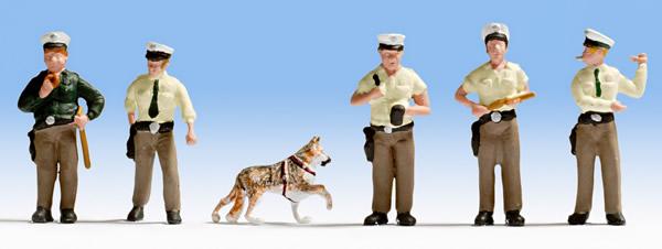 Noch 36095 - German Police Officers