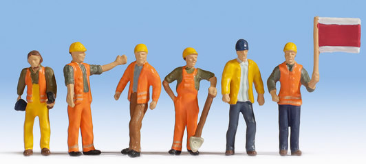 Noch 36277 - Track Workers