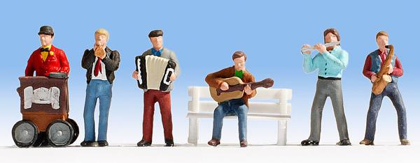 Noch 36563 - Street Musicians