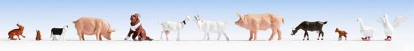 Noch 36711 - Farm Animals