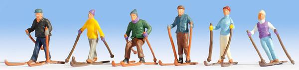 Noch 36828 - Skiers