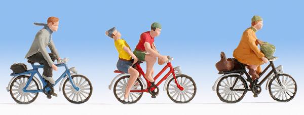 Noch 36898 - Cyclists