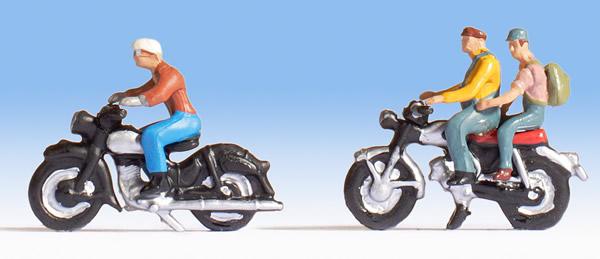 Noch 36904 - Motorcyclists