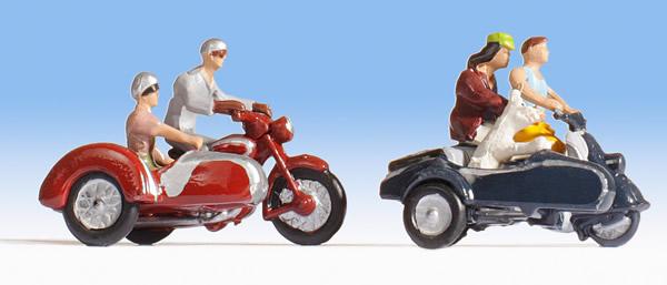Noch 36905 - Motorcyclists