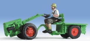 Noch 37750 - Single-Axle Tractor