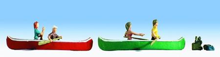 Noch 37808 - Canoes