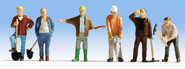 Noch 45110 - Construction Workers