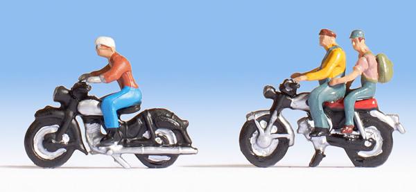 Noch 45904 - Motorcyclists