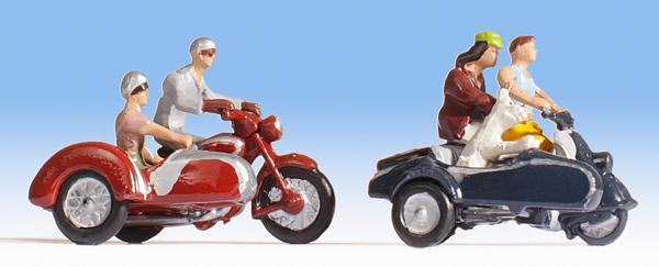 Noch 45905 - Motorcyclists