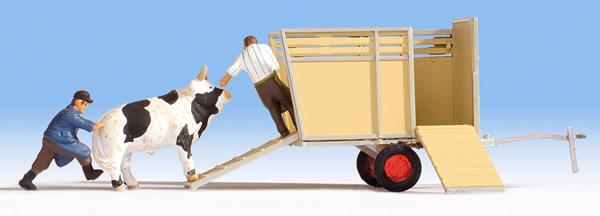 Noch 46650 - Bull transport